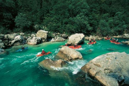 עולם המים בסלובניה