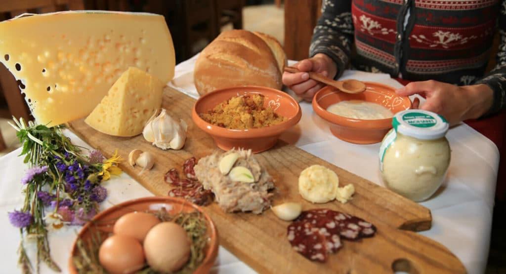 מוצרים מקומיים מסלובניה שכדאי להביא הביתה