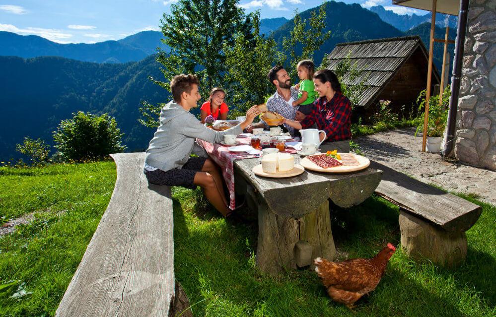 מה אוכלים בסלובניה?